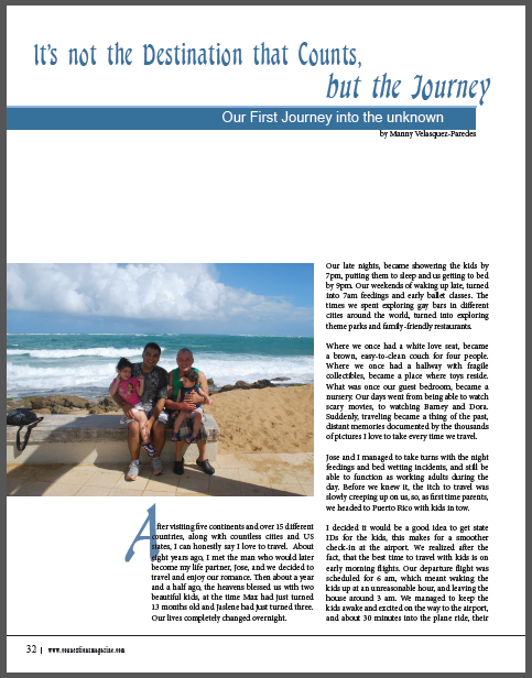 Issue 10 Gay Family Travel